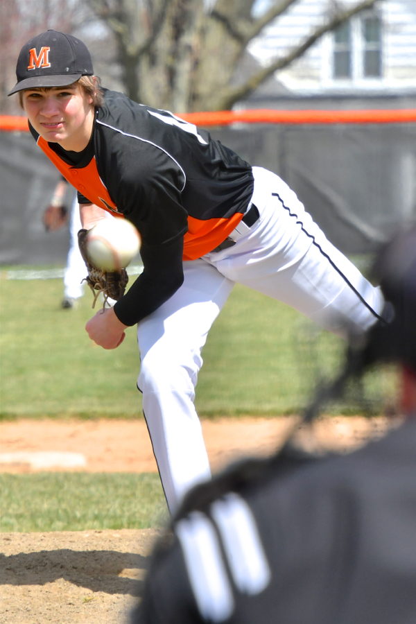 Chill Out … Minster's Bats Cool Off Fort Loramie