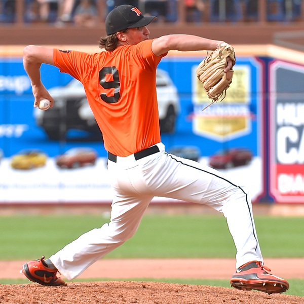 Minster Runs Into Lefty Bound For Wright State