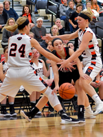 Minster Muscles The Redskins…Out'misses' Fort Loramie