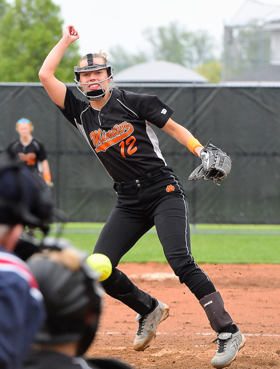 """Minster Softball:  """"It Really Does Take A Village…"""""""
