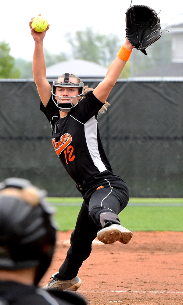 "Minster Softball:  ""It Really Does Take A Village…"""