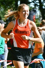 In Minster, They Go The Distance….