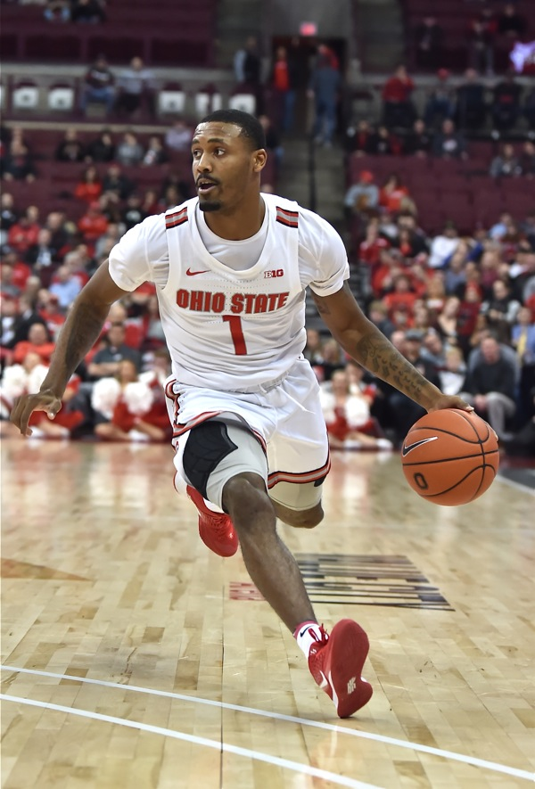 Ohio State Basketball: Muhammad Third Player To Transfer