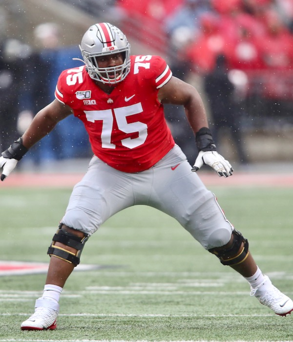 Buckeyes O-Line Coach Studrawa Has Much to Shout About