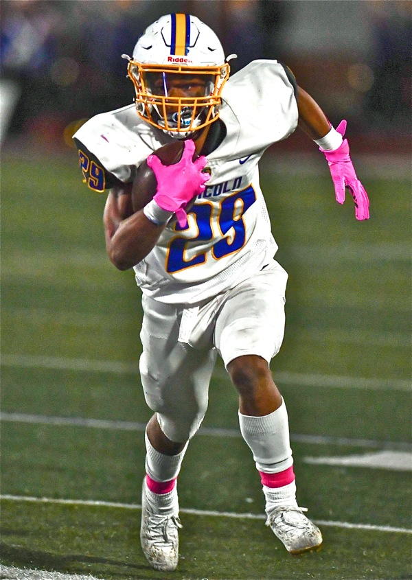 New Albany Defense Matches Offense To Rout Gahanna