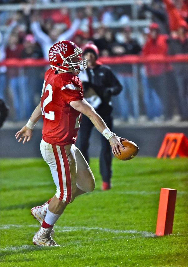 Like Once In A Lifetime…Streak Ends As St. Henry Finally Beats Coldwater!