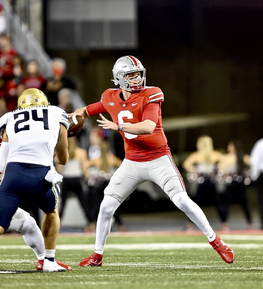 Ohio State Blows Out Akron Behind McCord, Henderson