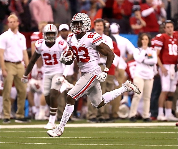 Ohio State Holds On Against Wisconsin To Win Big Ten
