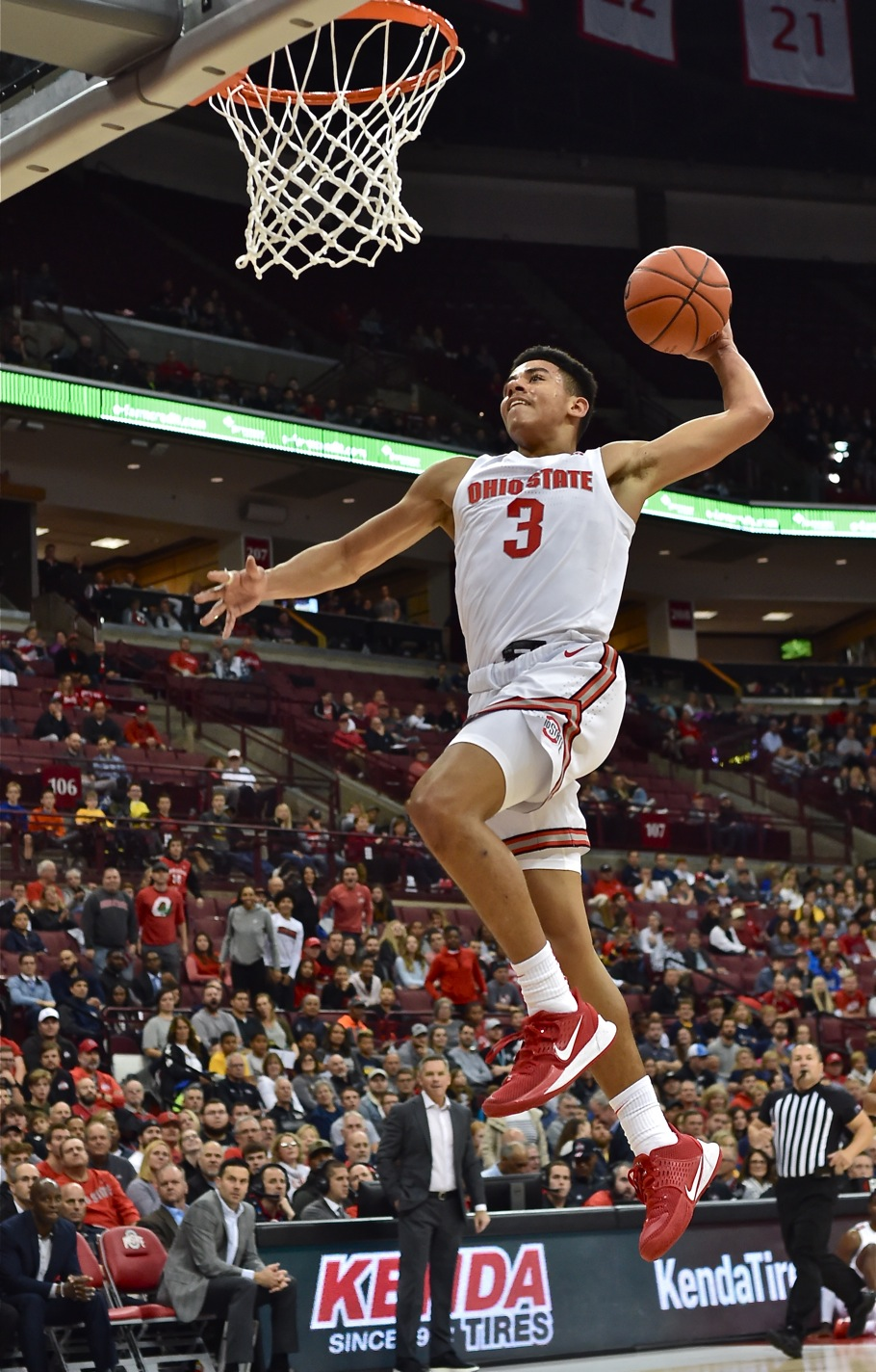Ohio State Basketball: New Faces Should Bring Lots of Smiles