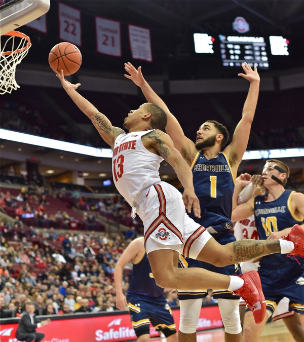 OSU Hoops: Four Freshmen Are In Tune For Exhibition
