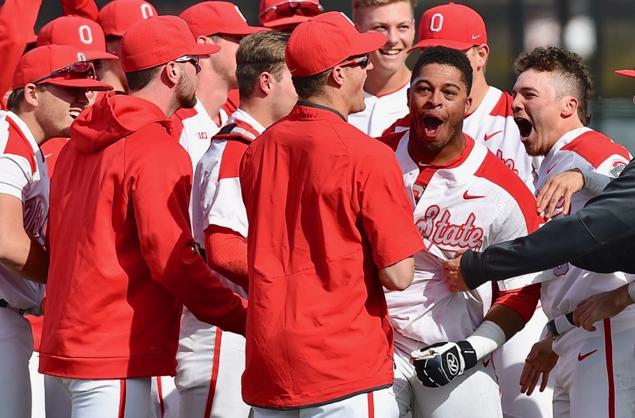 OSU Makes It A Statement Weekend…Bucks Take Series From #8 Indiana