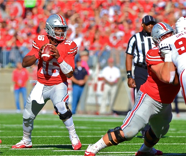 Buckeyes Win Again, But It Wasn't Pretty