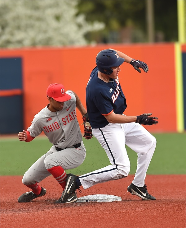 Buckeyes Take Illinois Series…But Don't Worry About How!