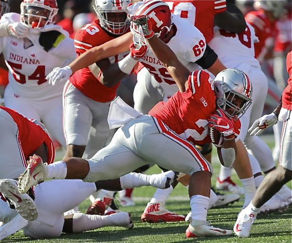Ohio State Pulls Away For Win But Still Has Room For Improvement