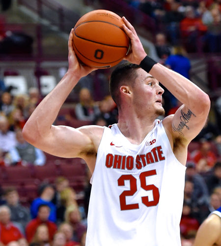Young's Energy, 17 Points Propel Ohio State Past Purdue