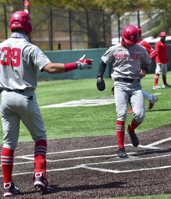Buckeyes Swept In Maryland…Lose Fifth Straight