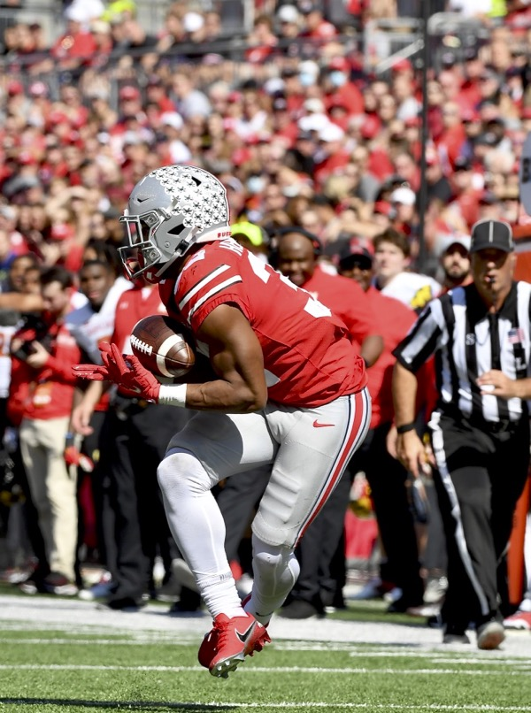 Buckeyes Crush Maryland…All Is Well At Halfway Point