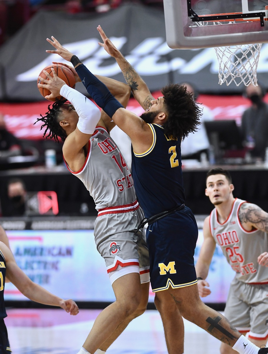 Bucks Falter Down Stretch In Narrow Loss To Michigan