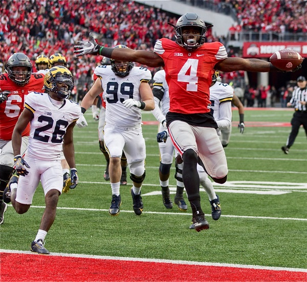 Big Ten Moves Ohio State-Michigan Game To October 24