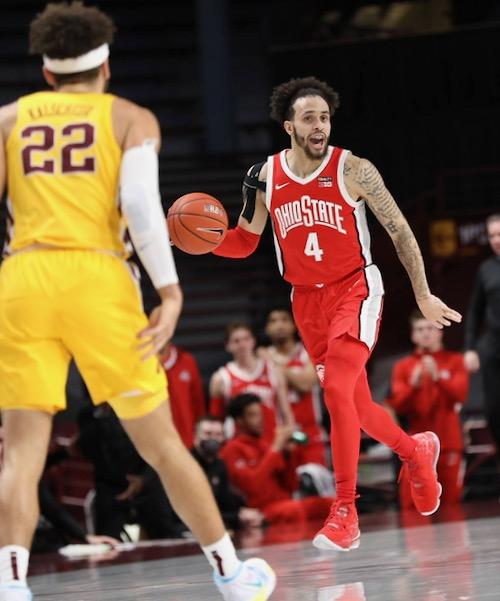 Buckeyes Search For Answers In Lopsided Loss to Minnesota