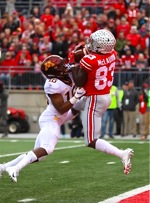 Buckeyes Bruised By Gophers But Hang On For Win