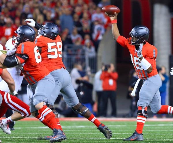 Buckeyes Shake Doldrums and Dominate Nebraska