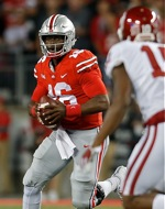 Buckeyes Romp Over UNLV But Questions At QB Remain