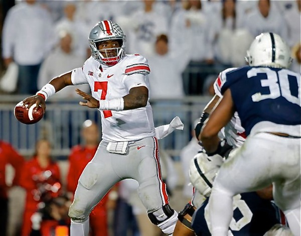 Buckeyes Pull Out Stunning One-Point Win Against Nittany Lions