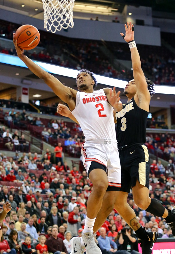 Ohio State Wears Down In Loss To Purdue