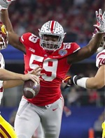 Ohio State Batters Southern Cal Behind Dominant Defense