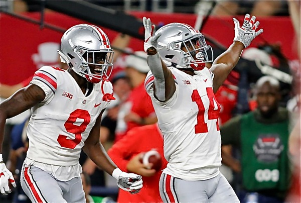 Buckeyes Look Shaky But Rally For Win Against TCU