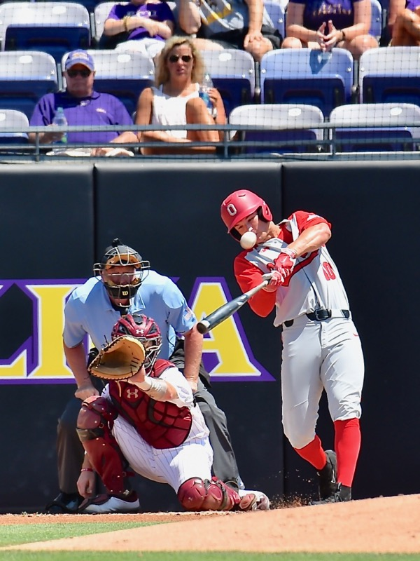 Disastrous Seventh…Buckeyes, Bullpen Fall Late To South Carolina