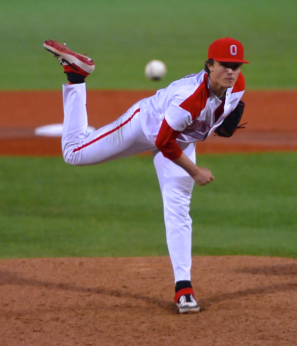 Vance Struggles, Early Hole Costs Ohio State In 9-5 Loss To UC