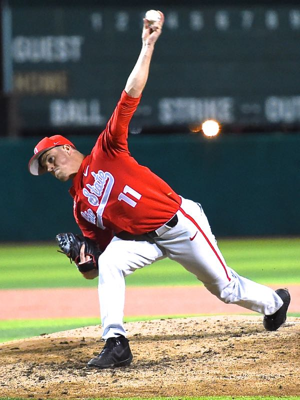 Ohio State Can't Put Pitching, Hitting Together…Lose To Bethune-Cookman