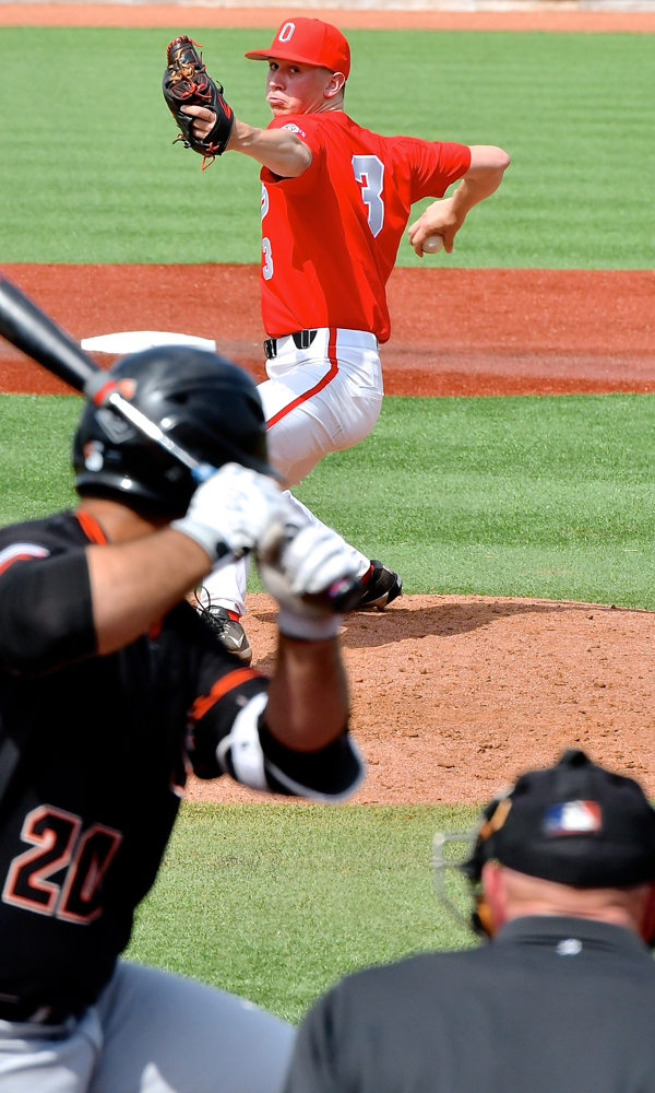 OSU Falls Behind Campbell Early And Late, Loses 13-8