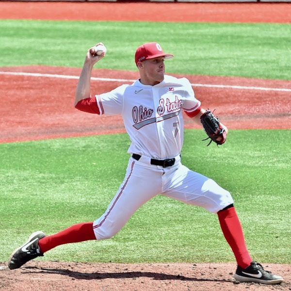 Todys, Erwin Help Ohio State Avoid Sweep by Spartans