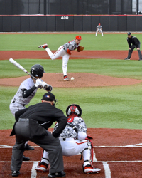 OSU Dropped By N'Western; Poor Play Leads To Loss