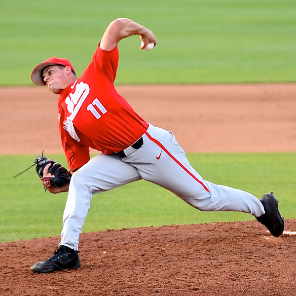 Lonsway Strikes Out 14 In Leading Ohio State Over Purdue