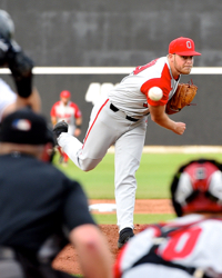 Ohio State Rides Burhenn's Arm To Victory Over Purdue