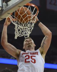 Buckeyes Basketball: Wesson, Carton Lead Win Over UMass