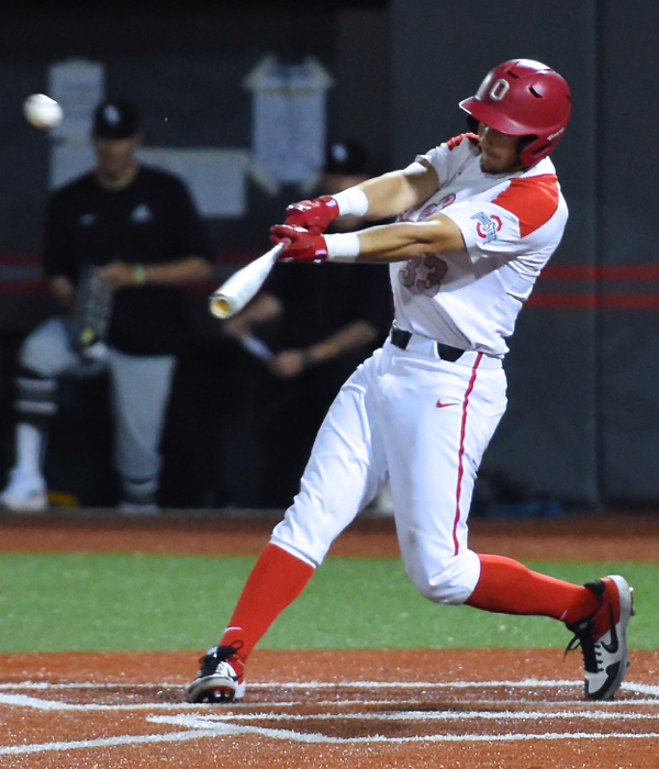 Canzone's Bomb Gives Ohio State 6-5 Win Over WSU