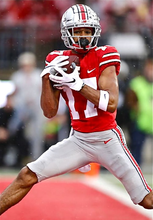 Buckeyes Show Poise In Overcoming Badgers With Strong Second Half