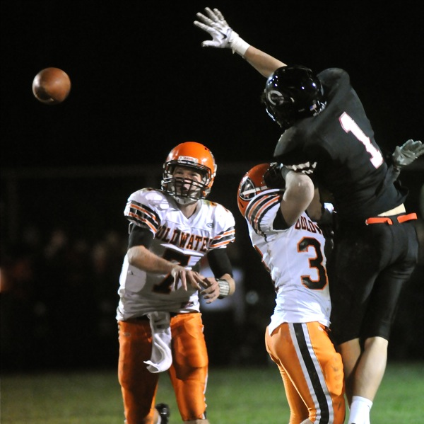 """Football 2012:  Coldwater's Chip Otten, And Getting Over """"The Hump"""""""