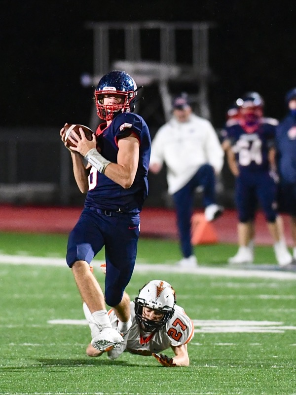 Piqua 'Thrown' For A Loss…Falls To Anderson In D-II