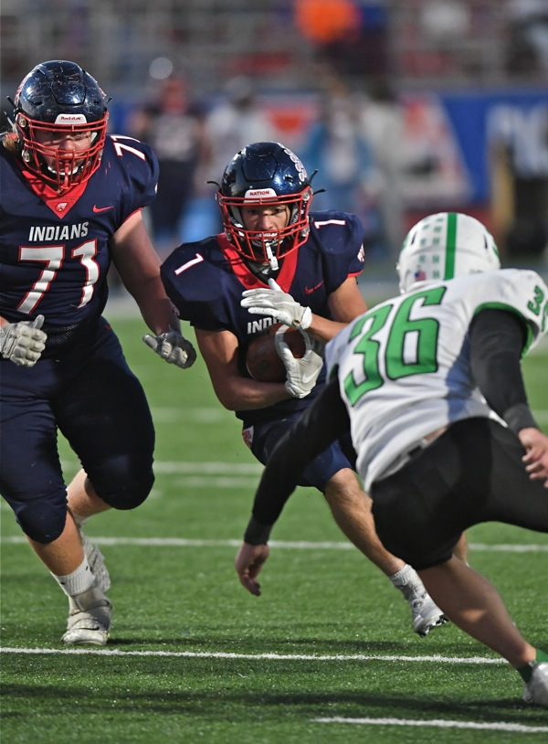 All-Cylinders Piqua…Thrashes Harrison In DII Opener