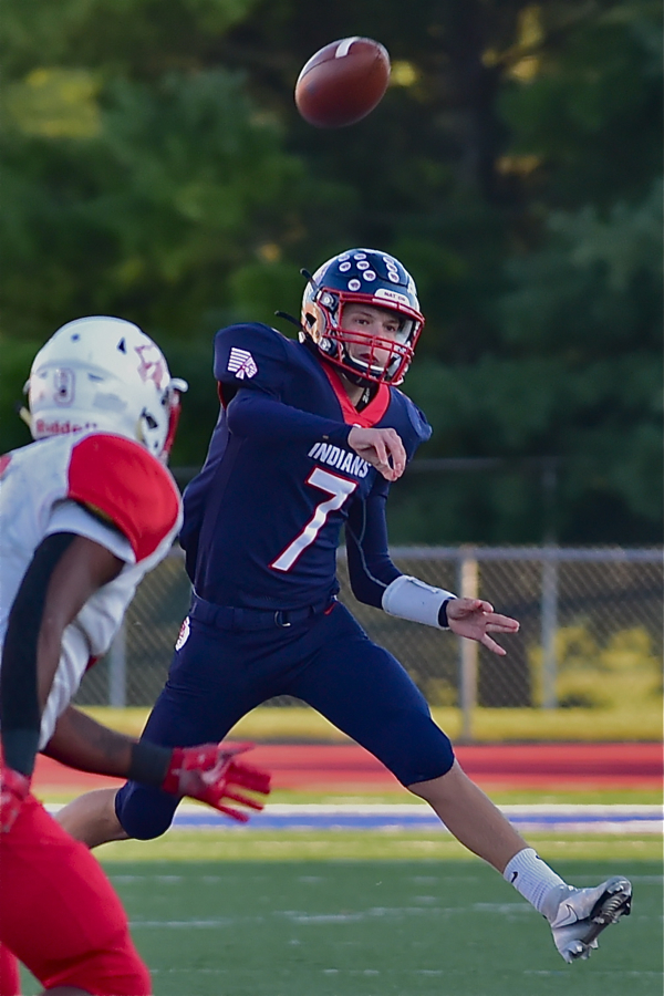 Piqua Roughs Up Stebbins…5 Turnovers Aid In 27-0 Win