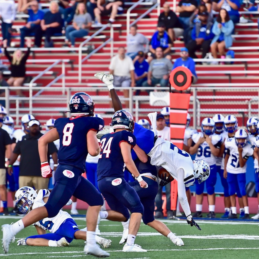 The Bucs Stopped Here: Indians, Ouhl Throw Xenia For Loss
