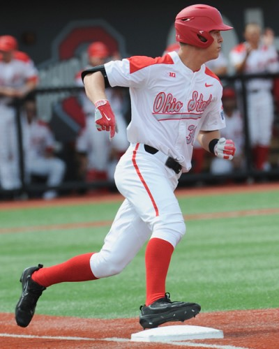 Another freshman...Connor Pohl has proven to be the second half surprise, playing consistently in the infield and raising his batting average to .300.