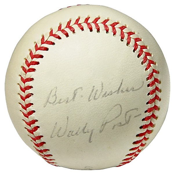 """Home Run Derby…As It Was, With """"The St. Wendelin Walloper"""""""