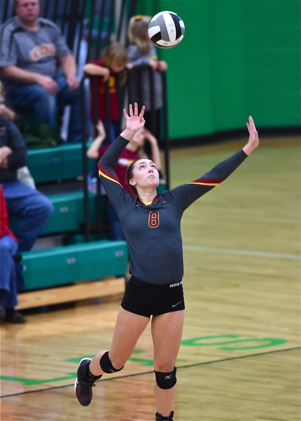Macy Puthoff, And As Big As The Moment…!